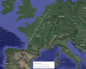 Rietgors Hessenpoort - Spanje